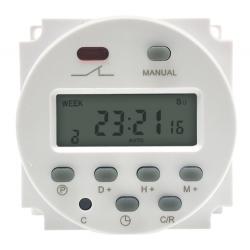 TIMER LCD 12V 16A 200W...