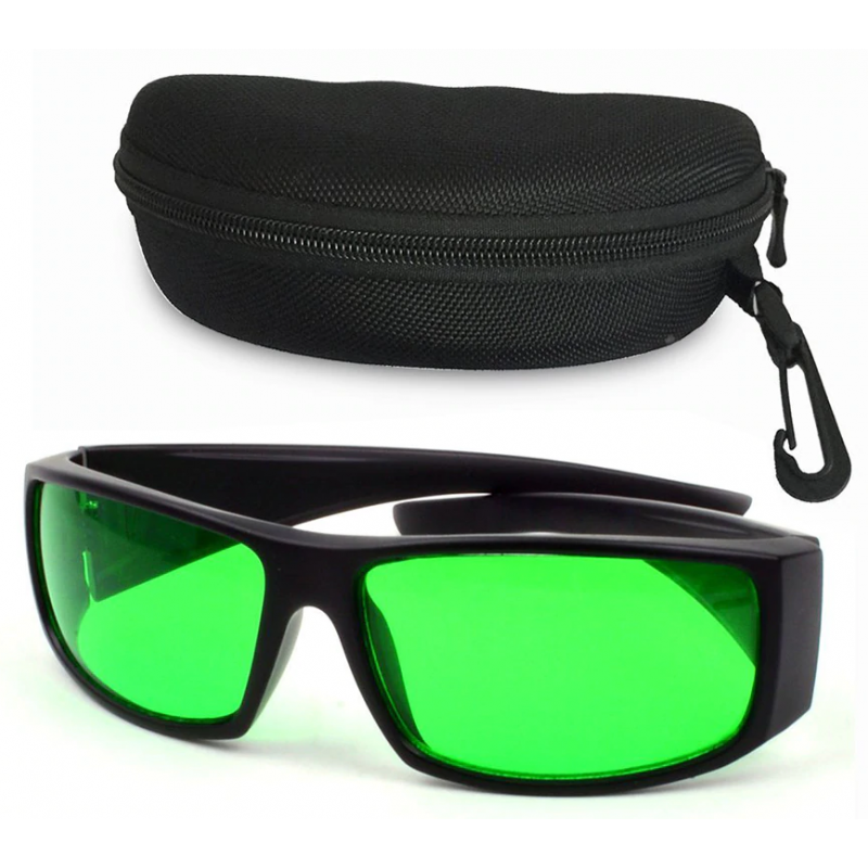 UV Anti UV IR Rays Protective for Indoor Grow Light Glasses Color Correction