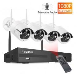 CCTV KIT 1080P 2MP 4CH DVR...